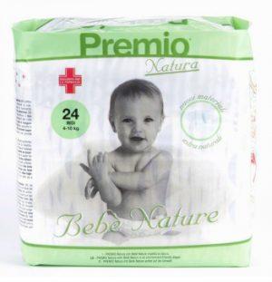 Pannolini biodegradabili Bebè Nature