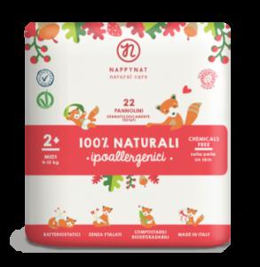 Pannolini biodegradabili Nappynat